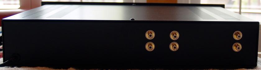 Curcio Audio Engineering Custom Built ACtive Crossover