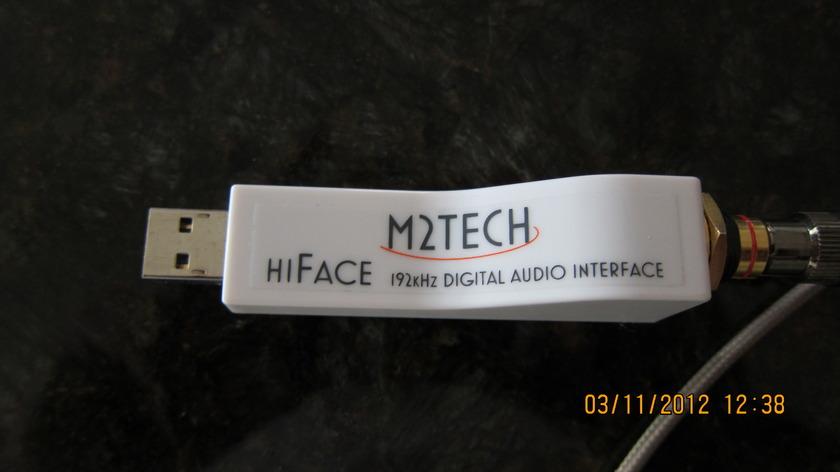 M2tech Hiface 24/192