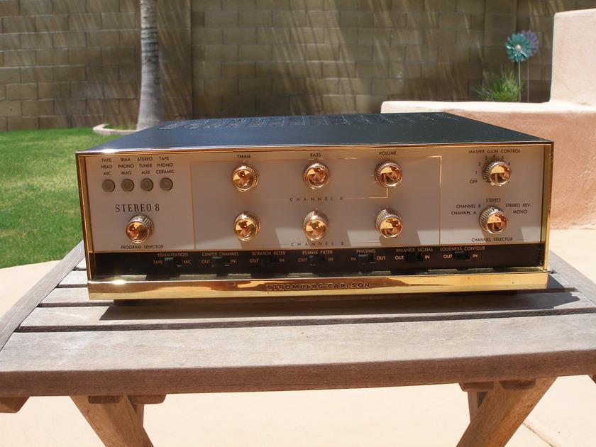 Stromberg Carlson Stereo 8 Integrated Tube Amp
