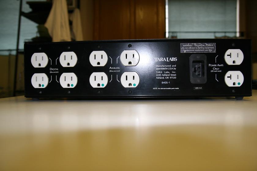 Tara Labs Power Screen  AD-10B  power conditioner