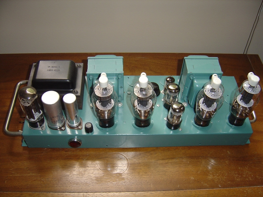 CONN PP6BG6 Modified integrated amp / For Sale or Trade