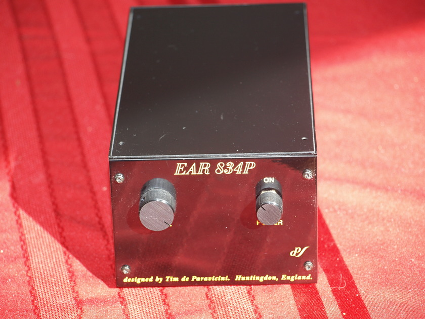 EAR 834P MM/MC Phono Preamp