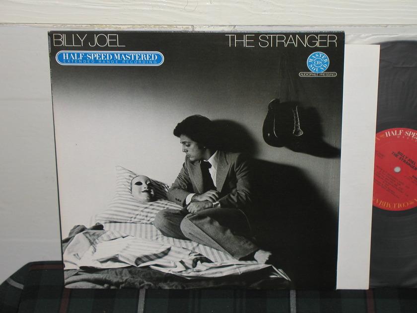 Billy Joel  - Billy Joel The Stranger LP  Columbia Half Speed Mastered