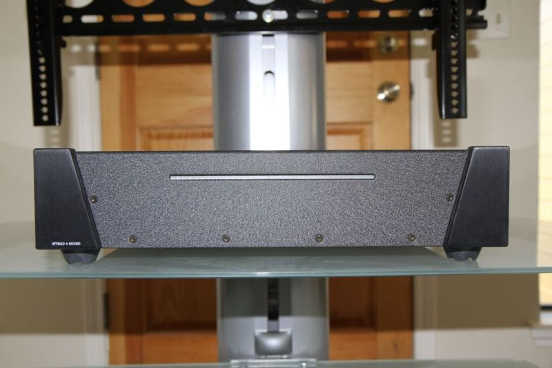 Wyred4Sound ST-250 stereo amplifier