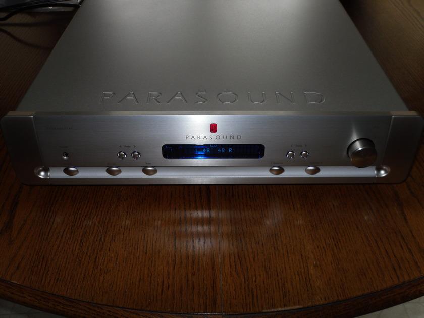 Parasound P-3 Preamp