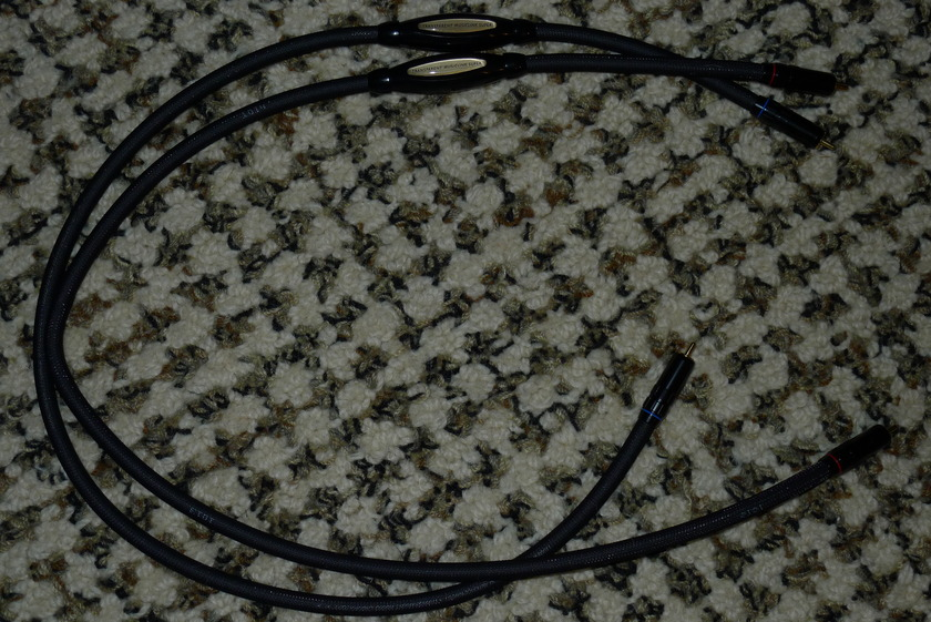 Transparent Cable MusicLink Super MM2 1M (Meter) RCA