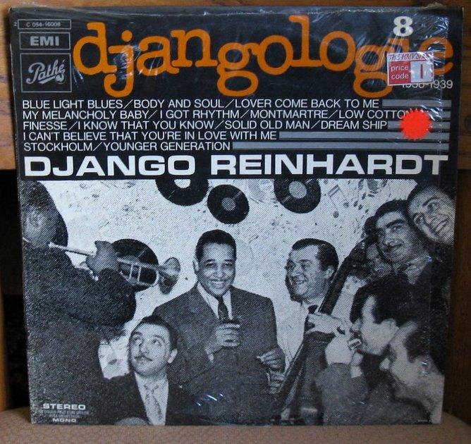 Django Reinhardt - - Djangologie  1938 - 1939 - EMI/Pathe  C054 - 16008