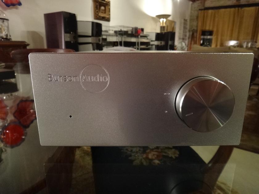 Burson Audio  AB-160 Buffer and Selector Box  Cool little accessory!