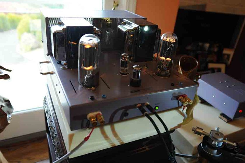 Wyetech Labs TOPAZ 211A Limited Edition No.36 power Amplifier