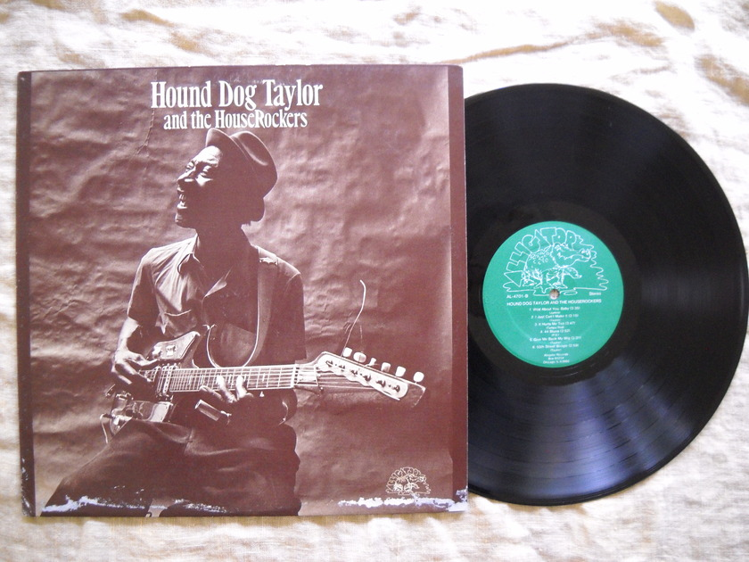 Hound Dog Taylor - Hound Dog Taylor  and the House Rockers