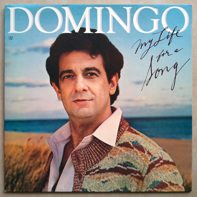 CBS / Domingo - - My life for a song / NM