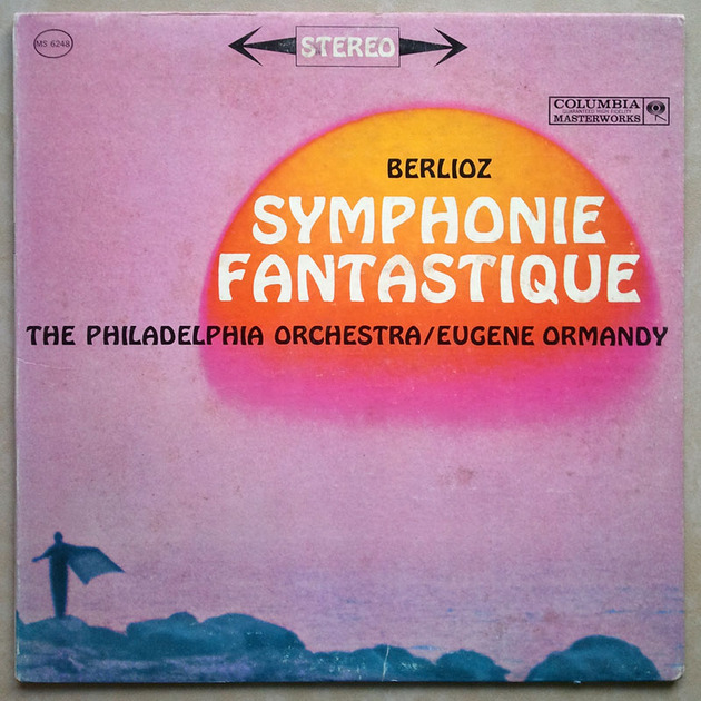 Columbia 2-eye/Ormandy/Berlioz - Symphonie Fantastique / VG+