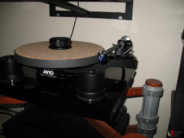 Avid Diva II with RB301 Diva II