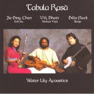 Tabula Rasa - Jie-Bing Chen Bela Fleck Vishwa Mohan Bhatt SACD Super Audio CD NEW