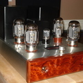 RESPONSE AUDIO  BELLA EXTREMES (BUBINGA) BILL BAKER'S PERSONAL PAIR-UPGRADED/MODIFIED