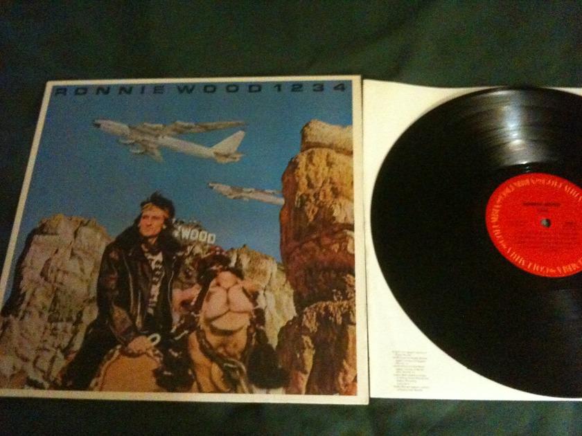 Ronnie Wood - 1234 LP NM