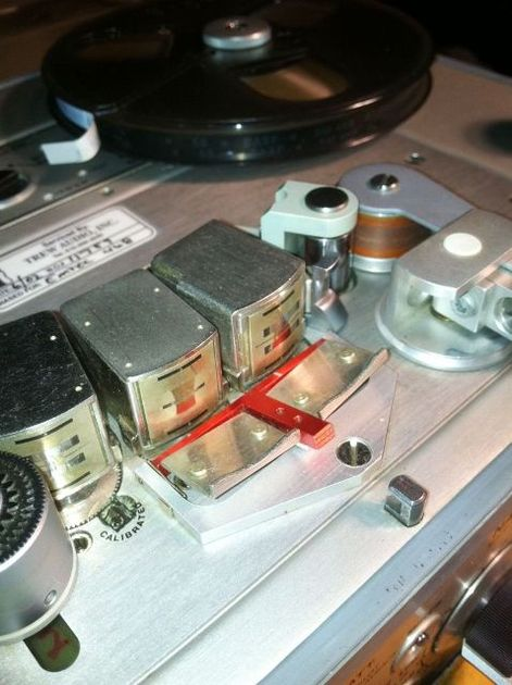 Nagra IV-S tereo reel-to-reel  professional recorder  with AC PSU