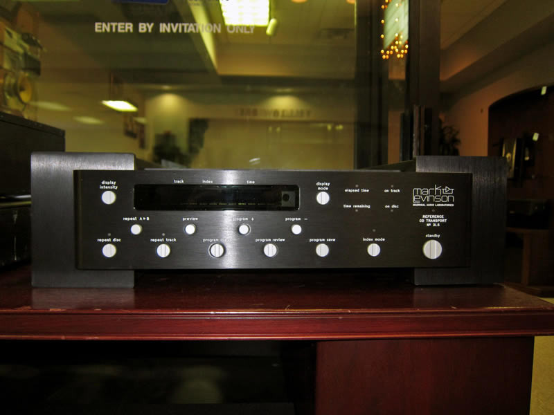 Mark-Levinson No. #31.5 CD Transport Super Find!