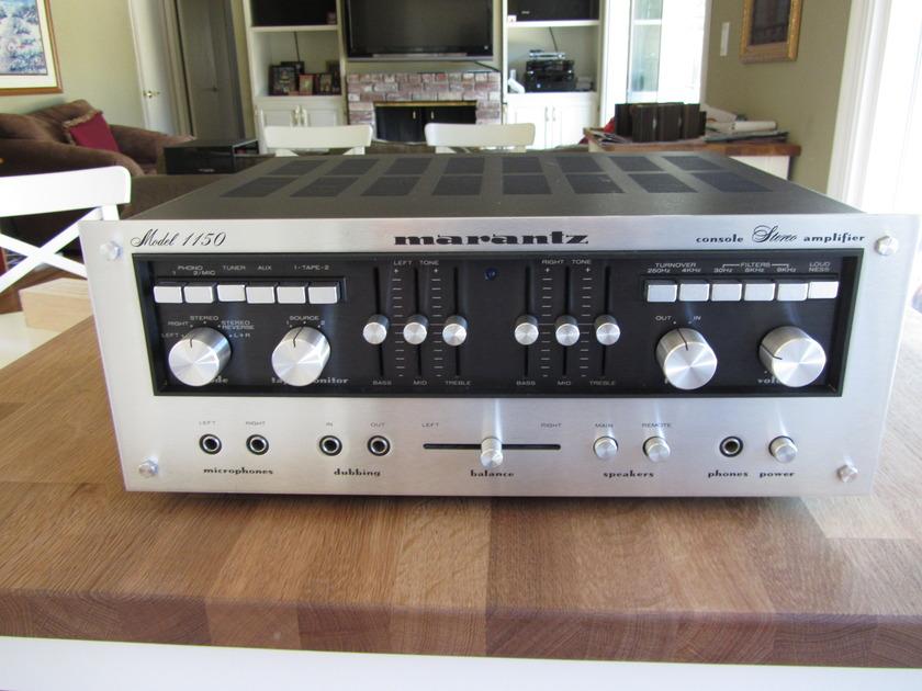 Marantz 1150 Vintage Integrated Amplifier
