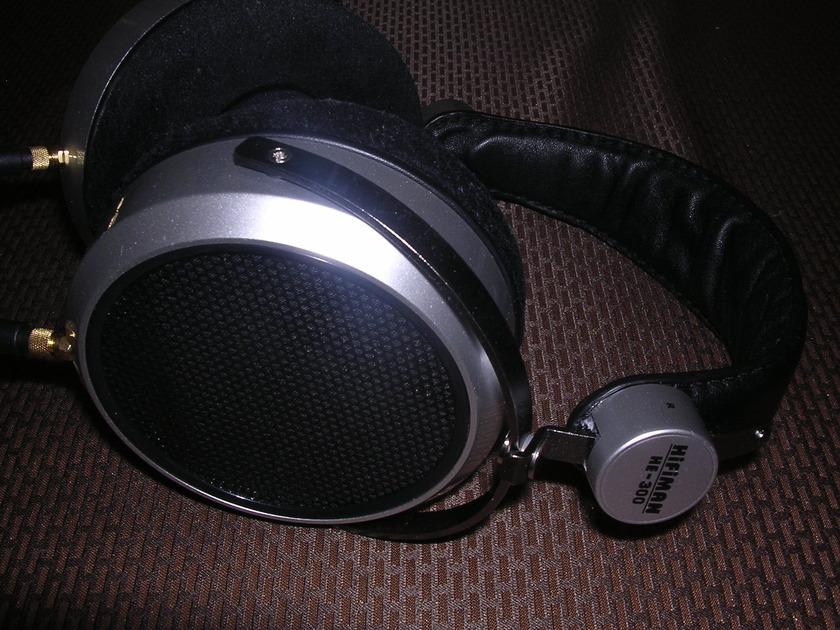 HiFiMan HE-300 revison 2 headphones