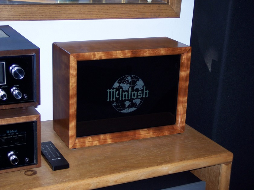 McIntosh  Lighted Display