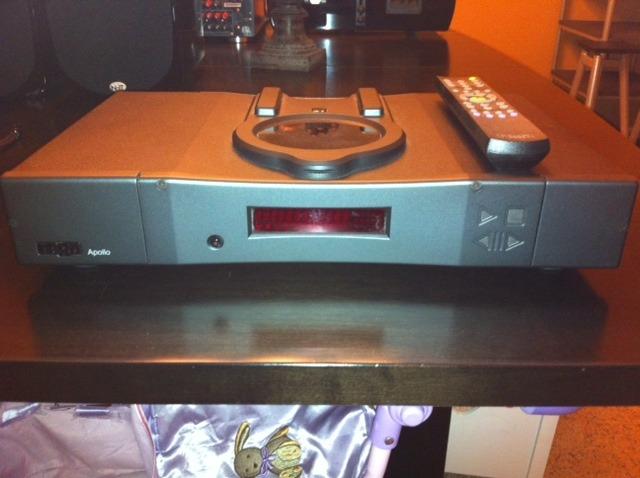 Rega Apollo CD Player (Black)