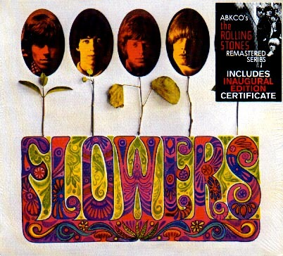 The Rolling Stones - Flowers With Inaugural Certificate SACD Super Audio CD NEW