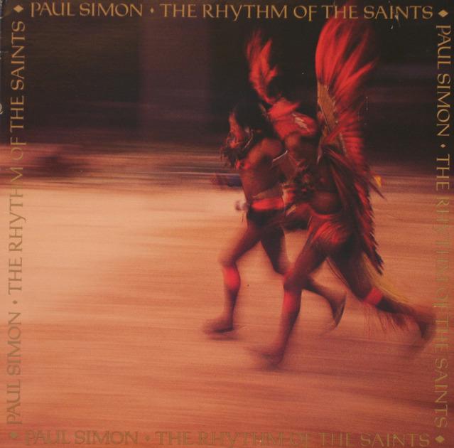 Paul Simon:  - The Rhythm of the Saints