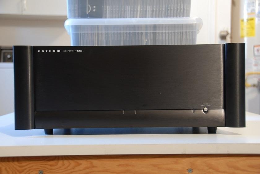 Anthem Statement A2 Power Amplifier