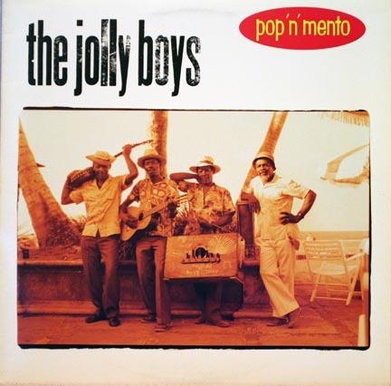 The Jolly Boys: - Pop'N'Mento: Jamaican Music