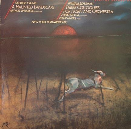 George Crumb: - A Haunted Landscape: Modern Classical