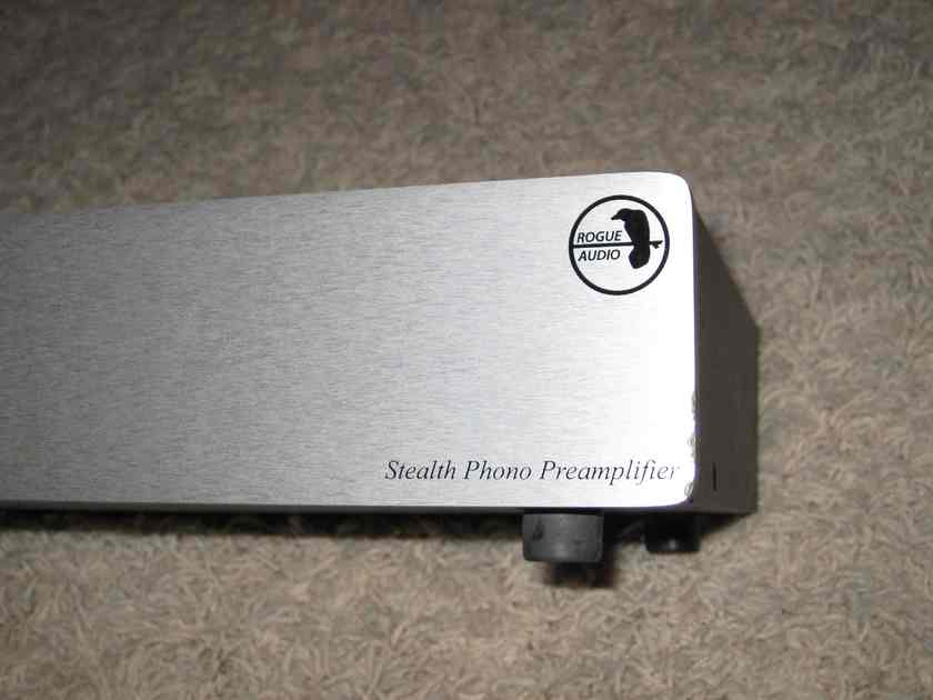Rogue Audio Stealth Phono Preamplifier