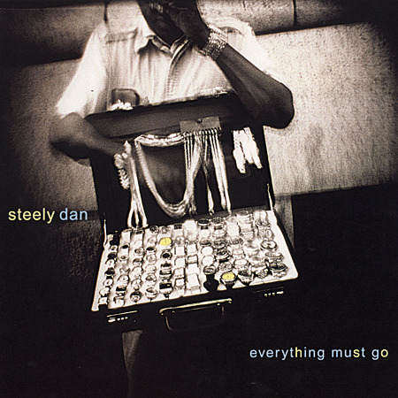 Steely Dan   - Everything Must Go Vinyl Record