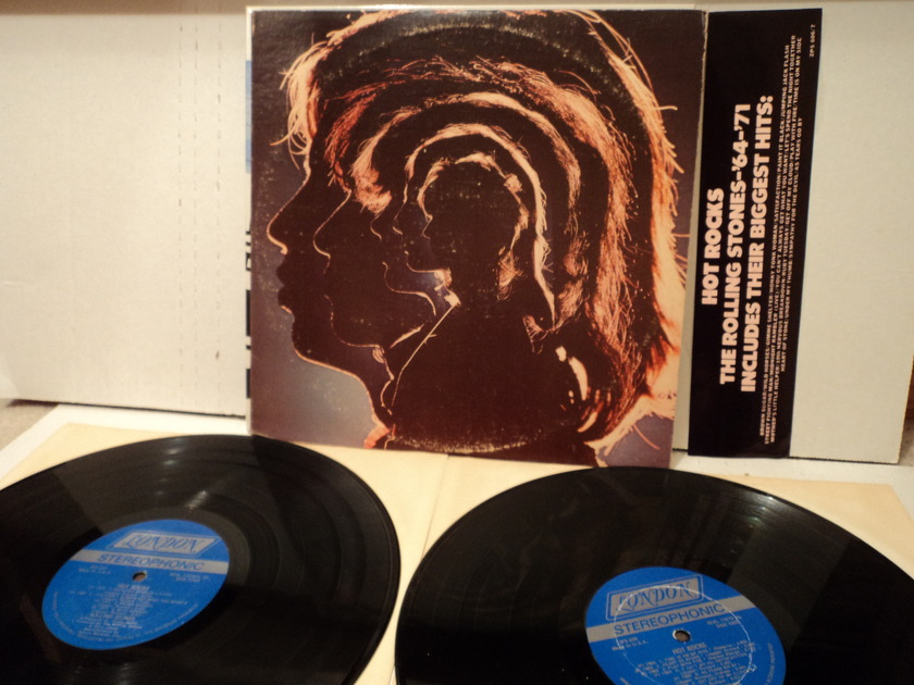 The Rolling Stones - Hot Rocks 64' to 71' London 2PS 606 / 607