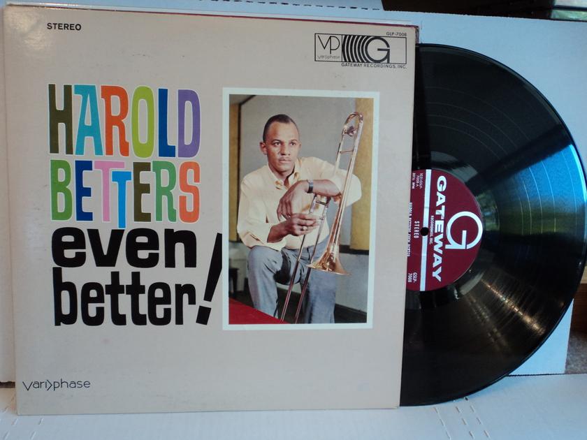 Harold betters - Even Better! Vari>phase GLP-7008