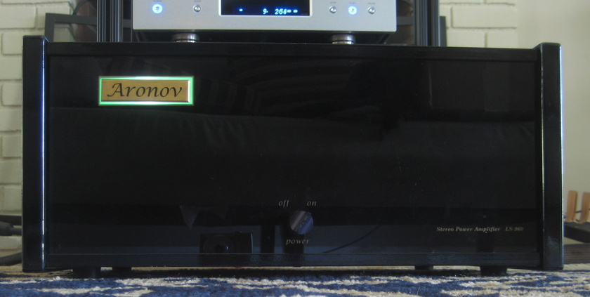 Aronov Audio Lab LS-960 Vacuum Tube Amp