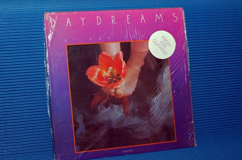 """RON COOLEY -  - """"Daydreams"""" -  American Gramaphone 1980 Sealed"""