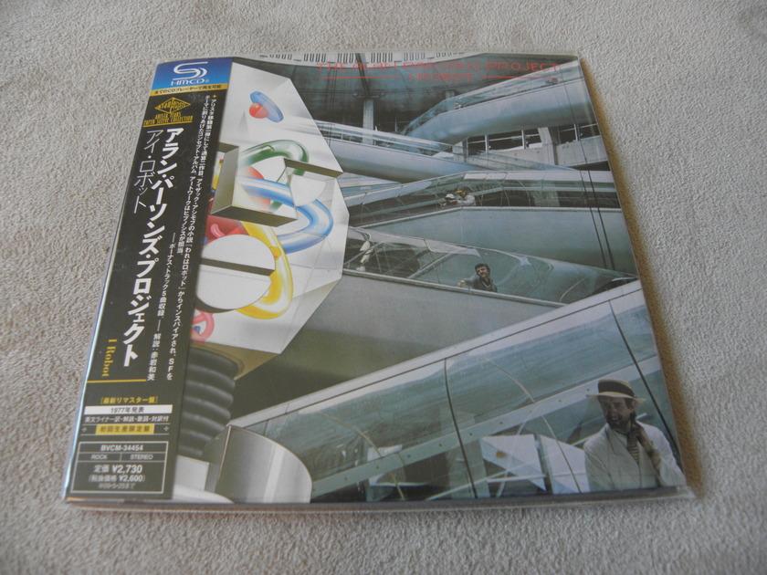 Alan Parsons Project I Robot - Japan SHM Mini-LP Sleeve CD