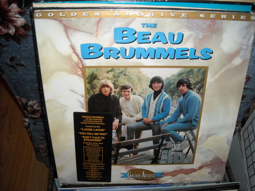 The Beau Brummels - Golden Archive Series Rhino  LP  (c)