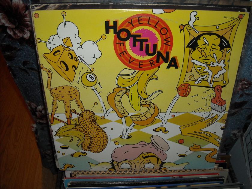 Hot Tuna - Yellow Fever Grunt  LP  (c)