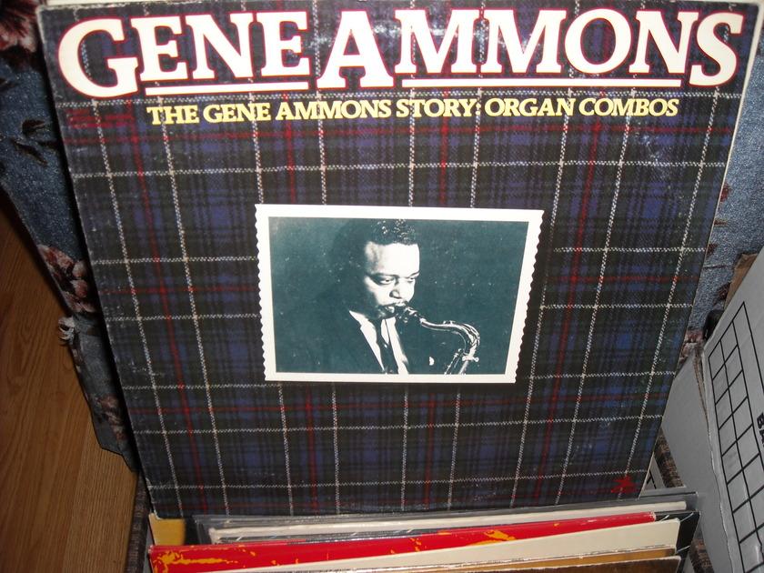 Gene Ammons - Organ Combos Prestige 2 LP Set (c)