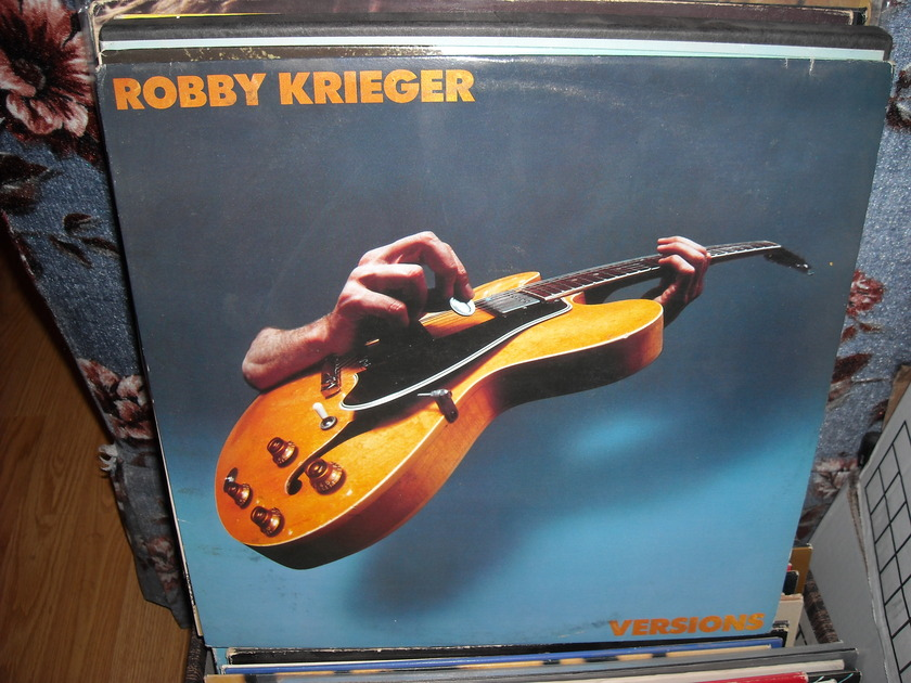 ROBBY KRIEGER -  Versions Passport  LP (c)