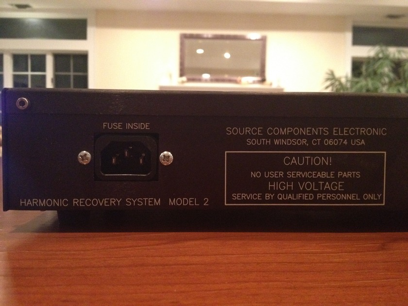 Source Components Electronic -  Harmonic Recovery System [Black]