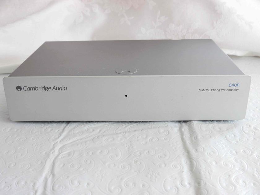 Cambridge Audio Azur 640P MM/MC Phono Pre-Amplifier