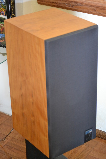 KEF Reference Speakers 103/3 Made in England- Real Wood Cabs