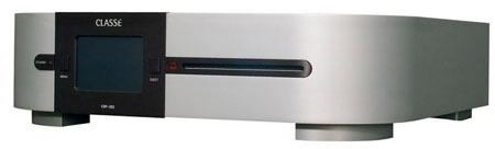 Classe CDP-202 CD Player, Silver