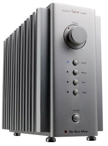 Red Rose Music Spirit IA-1  Integrated Amplifier - NICE!