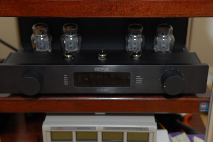 Octave V70 SE Integrated Amplifier In mint condition