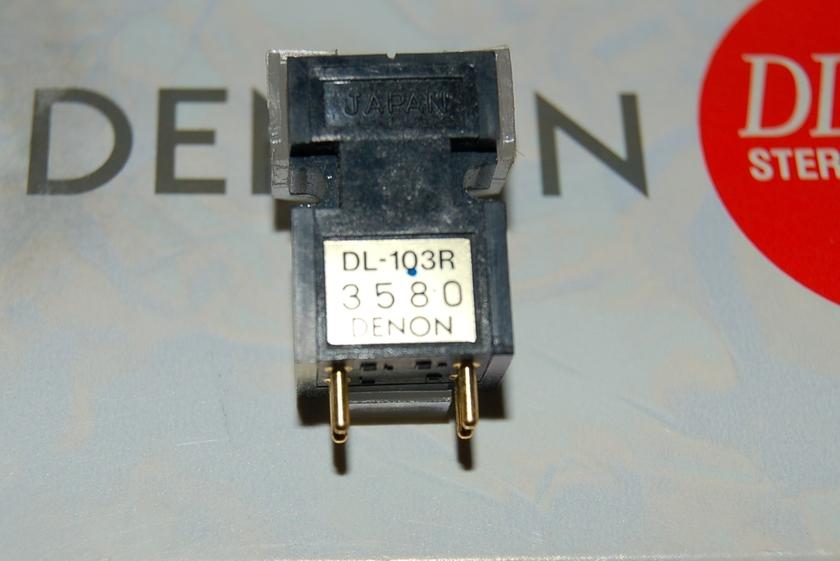 Denon 103r No reserve
