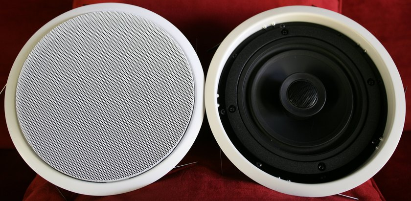 "James Loudspeakers 62CS 6.5"" Full Range Speakers"